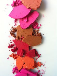 What to do if you break your favorite blush.