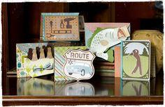 Cards & Envelopes : SVG Files for Cricut, Silhouette, Sizzix, and Sure Cuts A Lot Cricut Tutorials, Cricut Ideas, Fishing Gifts, Silhouette Studio Designer Edition, Silhouette Machine, Card Making Inspiration, Svg Cuts, Svg Files For Cricut, Card Templates