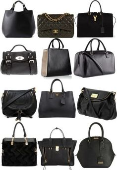 Black bags ^^ by Caitlin_holm