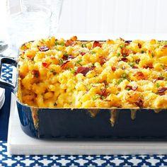 Creamy Cavatappi & Cheese Mac Cheese Recipes, Pasta Recipes, Cooking Recipes, Oven Recipes, Top Recipes, Copycat Recipes, Cooking Ideas, Fall Recipes, Holiday Recipes