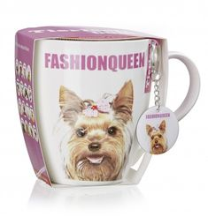 Cana cu breloc Jumbo Fashion Queen, 600 ml Coffee Cups, Queen, Mugs, Tableware, Fashion, Animal Themes, Coffee Mug, Father's Day, Birthday