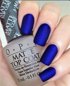 Matte Top Coat by O.P.I