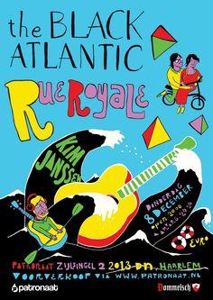 The Black Atlantic / Rue Royale