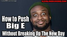 How to Push Big E Without Breaking Up The New Day. WWE Kofi Kingston and Xavier Woods are champions but what about Big E? The New Day Wwe, Xavier Woods, Wwe Pictures, Nxt Divas, I Just Dont Care, Wwe Wallpapers, Wrestling News, Breakup, Superstar