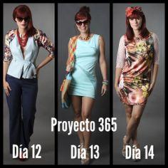 PROYECTO 365 DÍA 12: Look ejecutivo mezcla de tonos azules y print floral de @remigio_sanchez. DÍA 13: Vestido de @ellen_jam, pulsera de la marca venezolana Tapara. plataformas de Eduardo Scannone (disponible en Puerto Ordaz en @boutiquemandala) y bolso hecho por artesanos. CRÉDITOS: @elclosetcriollo @Juan bautista Rodriguez @Aborigo @maracayextrema @centrografico DÍA 14: Look de inspiración Vintage Vestido de @valentinacamachotienda y Tocado @Alejandro de Onís Dejay. CRÉDITOS…
