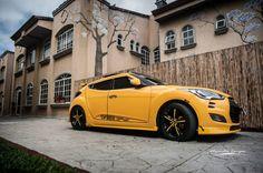 Wrooom Magazine  /  Hyundai Veloster high performance by Ale Campos