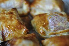 Un domingo en mi cocina: Paquetitos de pasta filo con queso camembert