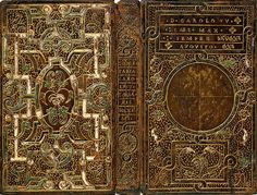 Bookbinding for Emperor Charles V (c. 1500-1588)  +