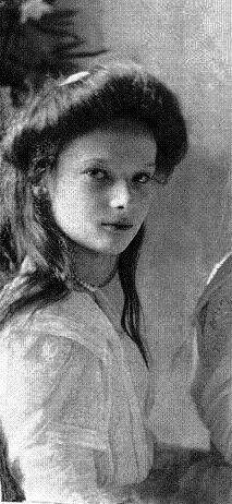 Grand Duchess Tatiana...was the second daughter of nicholas11