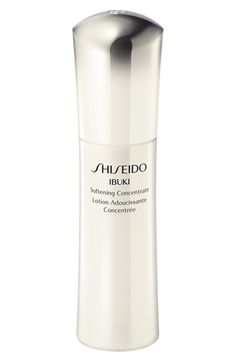 Winter can be drying on your skin, Shiseido Ibuki Softening Concentrate can help!  This deep-infusion formula helps deliver effective ingredients immediately into the skin for a softer, smoother feel, while supplying skin with generous moisture.