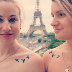 20+ Best Friend Tattoo Ideas To Show Your Squad Is The Best | Bored Panda