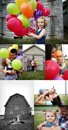 love the balloons