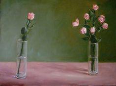 E Chester Artist Saatchi Art Artist Chester DeWitt Rose; Painting,