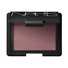 """Nars Sin blush: the picture doesn't do this color justice, you have to see it in person.  First of all, it doesn't go on nearly as dark as that looks (I am the palest of all the pale) it give a perfect """"I just came out of the cold"""" flush to the cheeks with a really pretty glow/shimmer (not glitter)"""