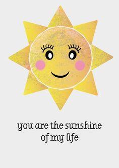 Sparkling+paper+paper+poster+sunshine