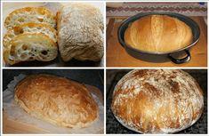 Vynikajúci recept na jednoduchý domáci chliebPotrebujeme:350 g hladkej múky5 g sušeného droždia1 ČL cukru1 ČL soli210 ml teplej vody30 g rastlinného olejaPostup:Do väčšej misy si preosejeme hladkú múku, pridáme lyžičku soli a cukru. Nasypeme suché … Kefir, Bread, Cooking, Food, Hampers, Kitchen, Brot, Essen, Baking