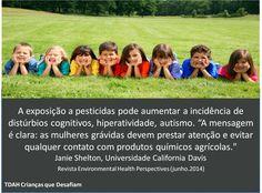 COMPROMISSO CONSCIENTE: Distúrbios cognitivos, hiperatividade, autismo e p...