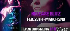 Literary Meanderings Book Blog: Release Blitz: TO DANCE WITH ANGELS by KC Cullen—E...