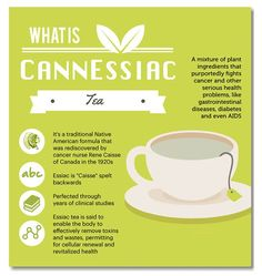 """Introducing our newest and most effective Cancer treatment to date. The """"Cannessiac Treatment Protocol""""Now available as a three part 90 day treatment protocol. Natural Cancer Cures, Natural Cures, Love Photos, Cool Pictures, Tea Facts, Gastrointestinal Disease, Cancer Fighting Foods, Cancer Facts, Cancer Treatment"""