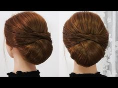 [Low Shinyon] elegant hairstyle that suits Japanese clothes Easy To Do Hairstyles, Elegant Hairstyles, Latest Hairstyles, Bun Hairstyles, Wedding Hairstyles, Medium Hair Styles, Long Hair Styles, Long Hair Video, Hair Arrange