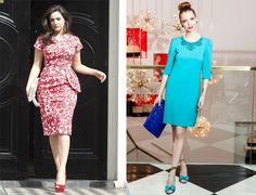 moda evangélica: vestidos lisos