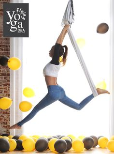 the best attitude 850ba 48e49 D A Flying Yoga   Pole Dance – Flying yoga, aerial yoga, pole dance, pole  dancing
