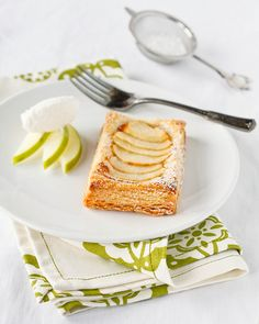 Treats: Quick and Easy Puff Pastry
