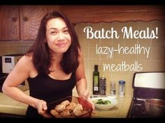 Lazy-Healthy Batch Meals (with video)