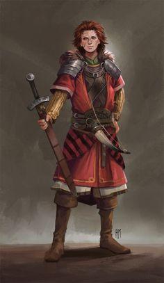 Iomedae Cleric