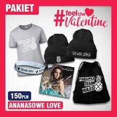 (PAKIET) ANANASOWE LOVE
