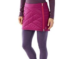Smartwool Women's Corbet 120 Skirt (Berry) Large