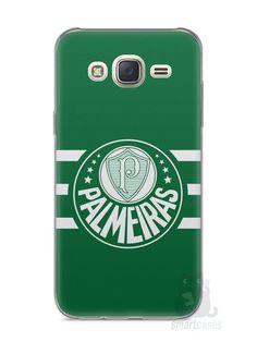 Capa Capinha Samsung J7 Time Palmeiras #2 - SmartCases - Acessórios para celulares e tablets :)