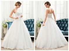Vestidos de novia baratos: ¡Espectacular en tu boda por muy poco!