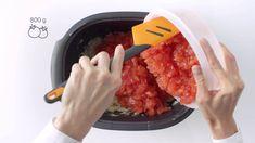 Tupperware - Hackfleischbällchen in Tomatensauce