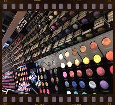 Colour your eyes! #makeupstudio #eyeshadow