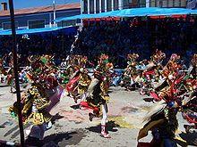 Carnaval de Oruro - Wikipedia, the free encyclopedia