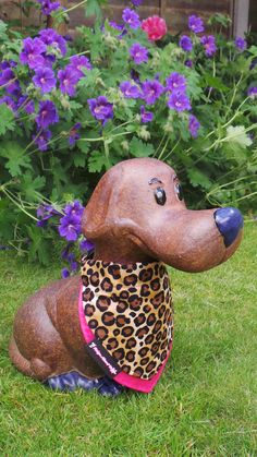 Leopard Print and Pink Dog Collar Bandana, Handmade by 'Reign About Town' by ReignAboutTown on Etsy Pink Dog Collars, Dog Collar Bandana, Reign, Dogs, Handmade, Etsy, Doggies, Craft, Royalty