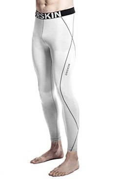 fb3b00cd7e07c DRSKIN Compression Tight Pants Base Layer Running Pants Leggings Men Women  S ** To view further for this item, visit the image link.