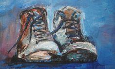 Men moet geen oude schoenen weggooien voor men nieuwe heeft