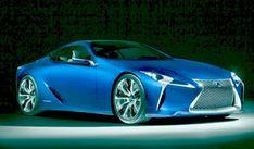 Мир авто.: Lexus LF-LC.