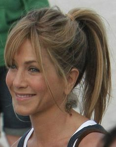 Image result for bangs for heart shaped face