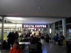 Costa Coffee, Paris