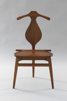 Hans Wegner. Valet Chair. c. 1950