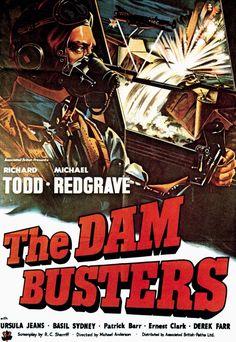 Favorite RAF film: The Dam Busters