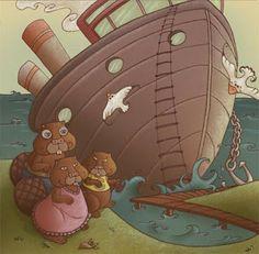 Nave dolce nave - Nave in porto