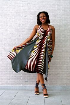 sexy african dresses trends 2014