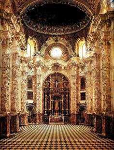 Cathedral of Granada - Spain