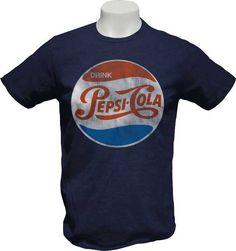 Pepsi-Cola Mens Tee