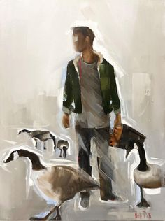 He Walks With Purpose painting by Nicole Pletts South African Artists, Contemporary Artwork, Water Lilies, Online Art Gallery, Art For Sale, Egyptian, Canvas, Walks, Purpose