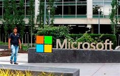 Microsoft cutting 18,000 jobs, signals new path Microsoft, Fiat Money, Moving Away, U Turn, Back Off, Live Tv, Renewable Energy, Paths, Technology